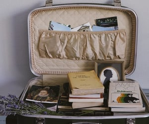 bag, tumblr, and book image