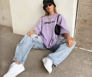 baggy jeans, icon, and inspo image