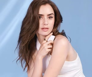 actress, girl, and lancome image