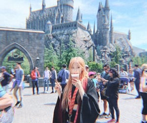 blink, hogwarts, and lisa image