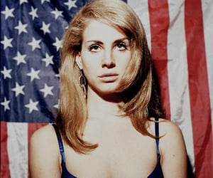 beautiful, lana del rey, and freedom image