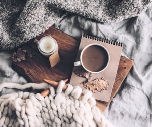cozy, aesthetic, and autumn image