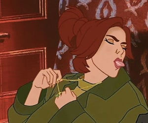 cartoon, aesthetic, and anastasia image
