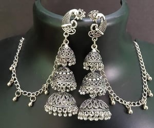 earrings, fashion, and jewellery image