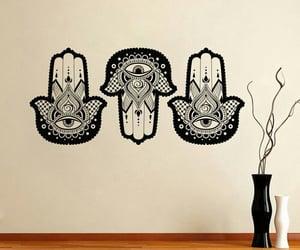 decoracion, diseno, and wall image