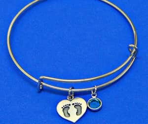 charmbracelet, child size, and silverplated image