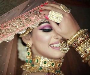 bangles, bridal, and bride image