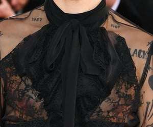 details, tattos, and Harry Styles image