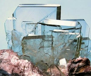 stone, crystal, and minerals image