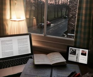 article, writing, and autumn image