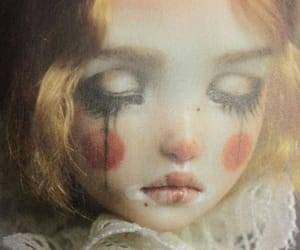 doll and clown image