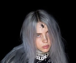 billie eilish, billie, and spider image
