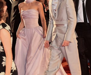 couple, timothee chalamet, and pretty image
