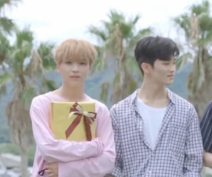 kpop, mark, and haechan image
