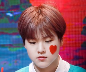 baby, heart, and fansign image