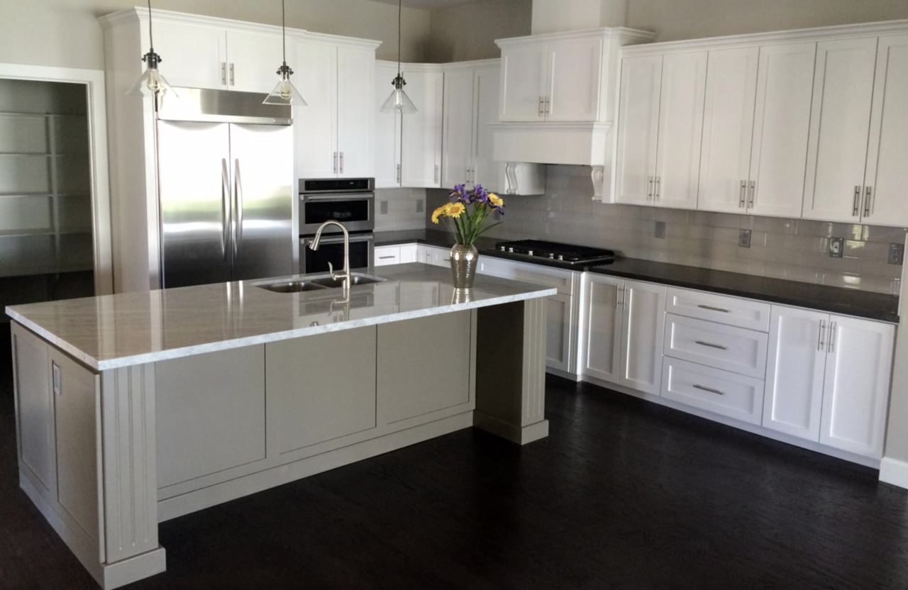 Planning For Kitchen Renovation Call Our Custom Kitchen Cabinet Makers In Calgary Okotoks Dewinton Airdrie And Bragg Creek Http Www Crowncabinets Ca Services Custom Cabinets For Your Kitchen