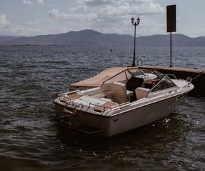 boat, europe, and lake image