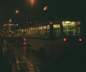 aesthetic, rain, and urban image