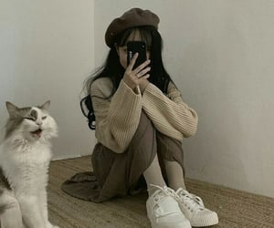 cat and kfashion image