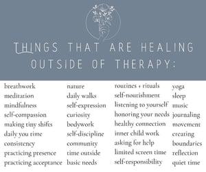 mental health, self love, and self care image