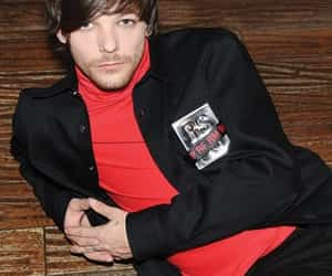 louis, red, and tomlinson image