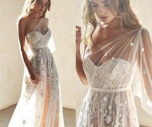 dress, fashion, and novia image