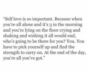quotes, self love, and love yourself image