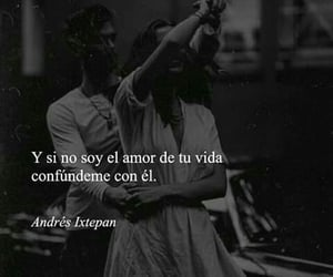 love, frases, and parejas image