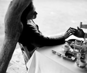 cafe, coffee, and romance image