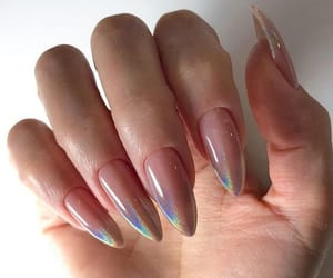 nails and اظافر image