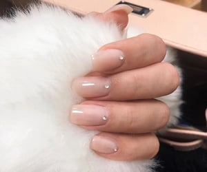 claws, girl, and nails image