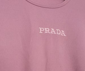 Prada, fashion, and pink image