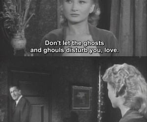 black and white, movie, and quotes image