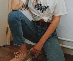 girl and vsco image