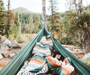 adventure, camping, and nature image