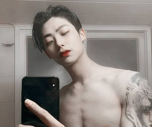 boys, sexy, and icons ulzzang image