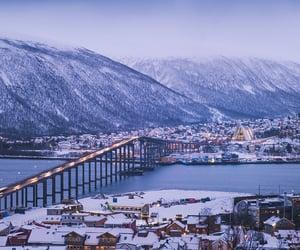 bridge, europe, and landscape image