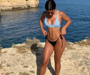 abs, bikini, and body image