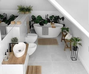 bathroom, decoration, and design image