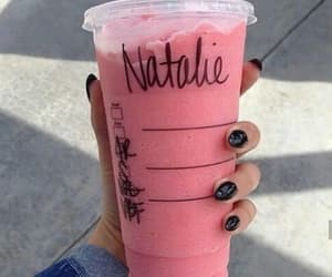 starbucks, carefree, and pink image