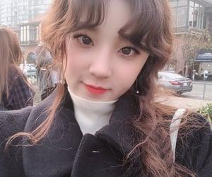 jeon soyeon, minnie nicha, and cho miyeon image