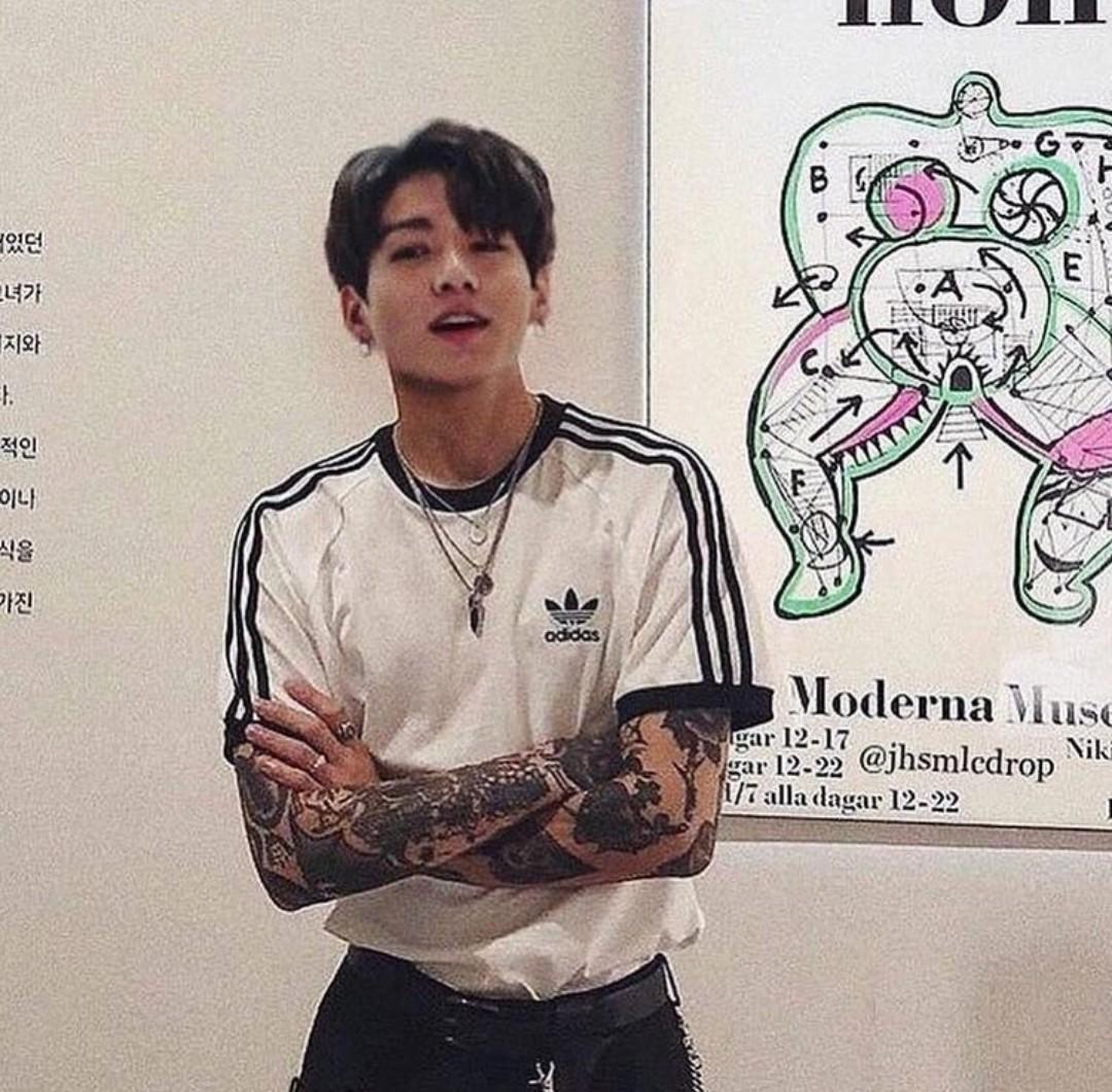 Jeon Jungkook Tattoo Uploaded By Cammiipoynter
