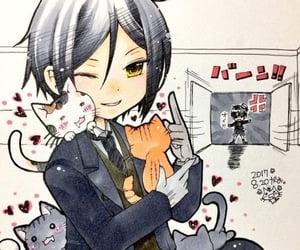 anime, divertido, and gracioso image
