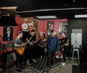 acoustic, kellin quinn, and sleeping with sirens image