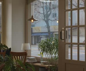 aesthetic, cafe, and decor image