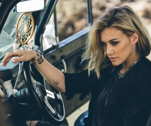 celebrity, girl, and Hilary Duff image