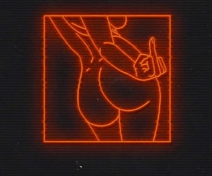 ass, fuck, and orange image