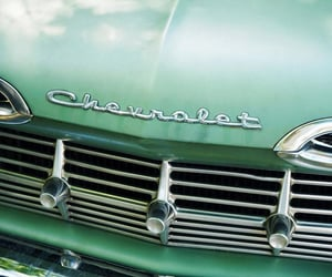 car, green, and mint image