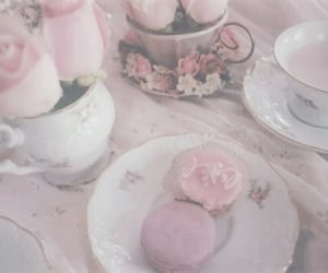aesthetic, cake, and art image