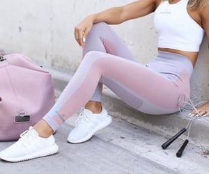 fashion, style, and fitspiration image